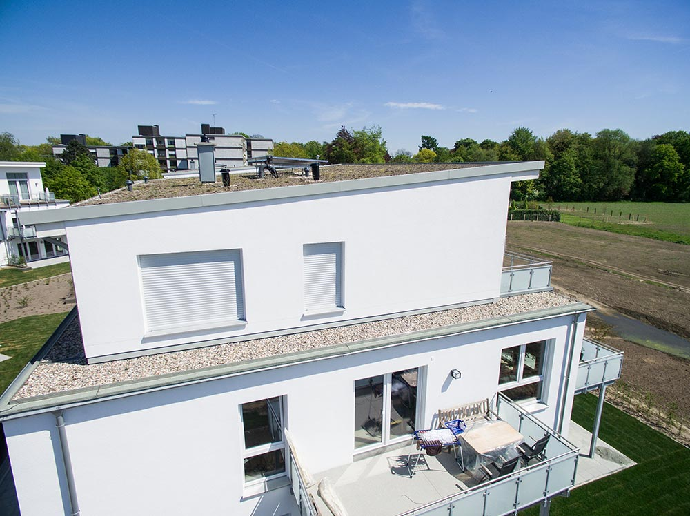 Ahse-Residenz - Ihr Spezialist fürs Dach – Beer Bedachung GmbH – Oestingstraße 37 – 59063 Hamm