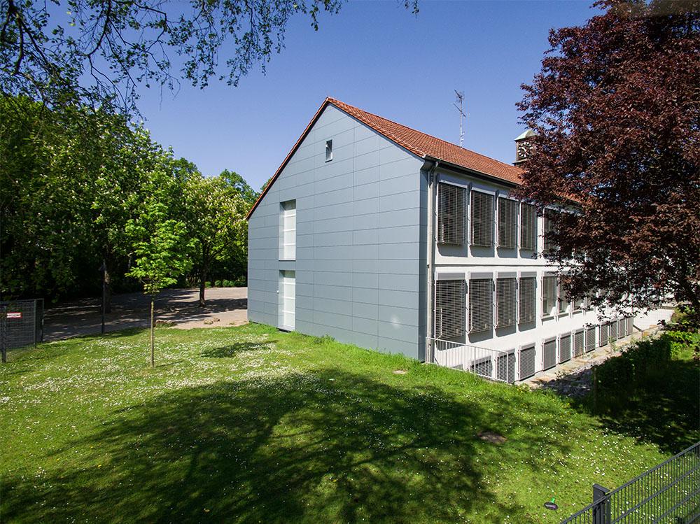 Geistschule - Ihr Spezialist fürs Dach – Beer Bedachung GmbH – Oestingstraße 37 – 59063 Hamm