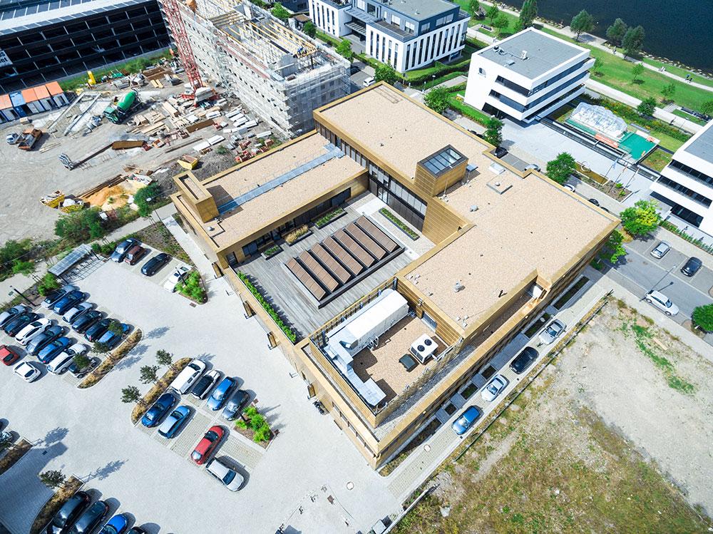 Microsonic - Ihr Spezialist fürs Dach – Beer Bedachung GmbH – Oestingstraße 37 – 59063 Hamm