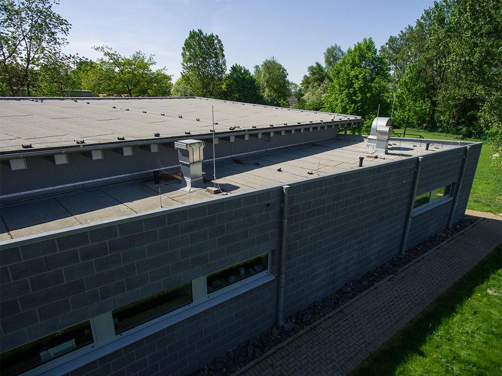 Parkschule - Ihr Spezialist fürs Dach – Beer Bedachung GmbH – Oestingstraße 37 – 59063 Hamm