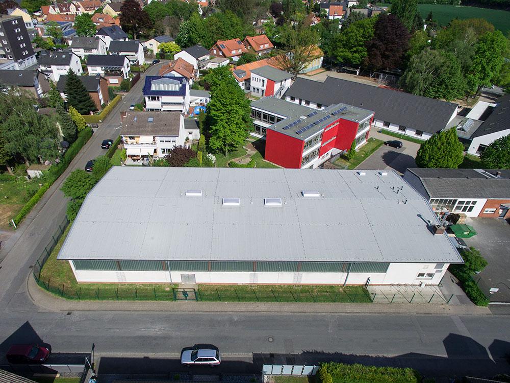 Rhynernhalle - Ihr Spezialist fürs Dach – Beer Bedachung GmbH – Oestingstraße 37 – 59063 Hamm